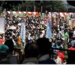 B1グランプリ豊川の会場の場所や出店と結果は?混雑やチケットは?