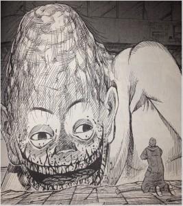 彼岸島 邪鬼 画像