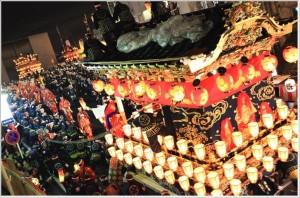 秩父夜祭り2013