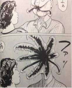 寄生獣 画像 ミギー