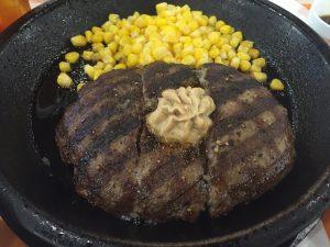 いきなりステーキ ハンバーグ 画像