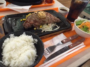 いきなりステーキ サーロイン 画像