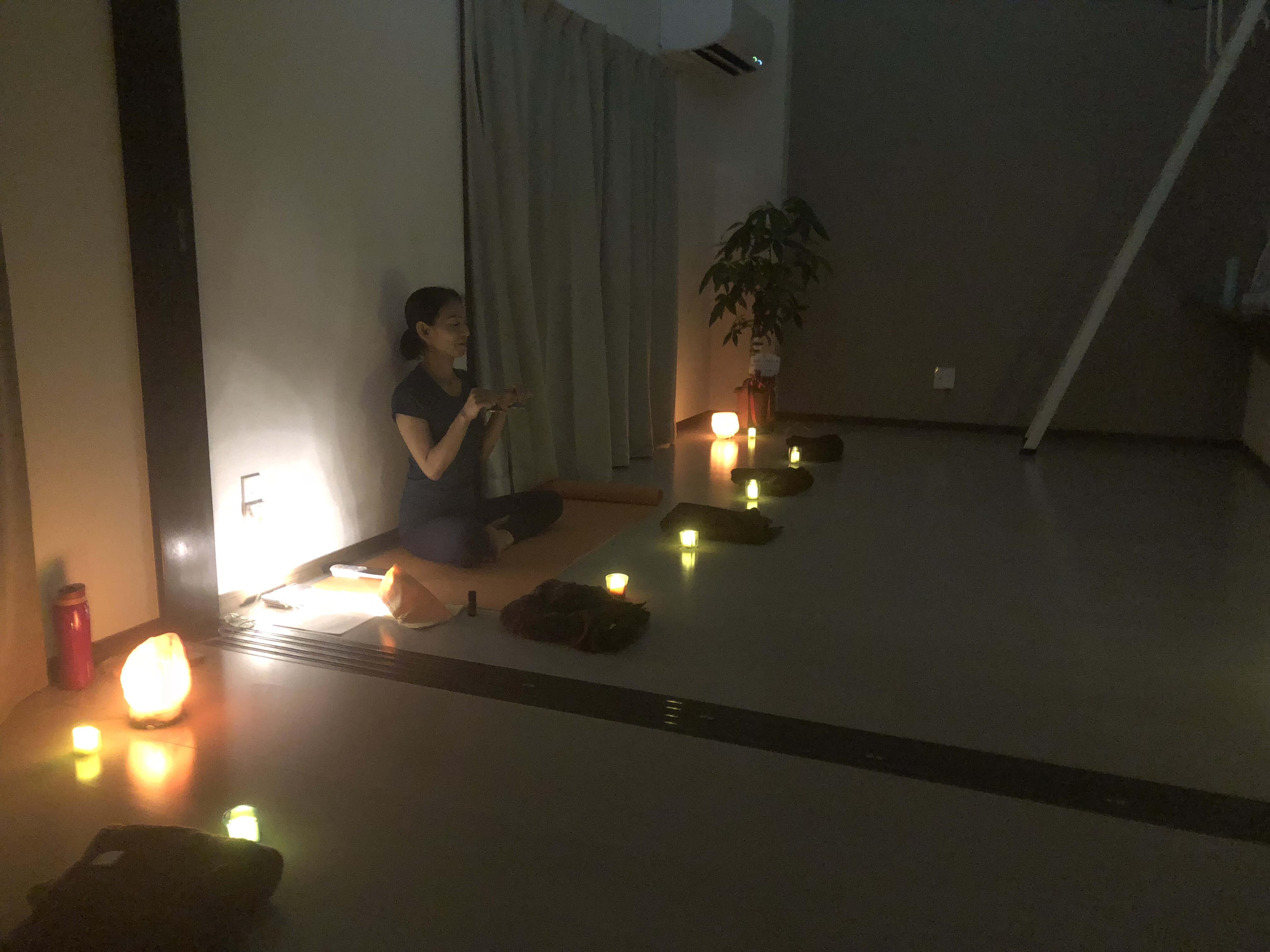 沖縄イメージ瞑想のみなこ先生