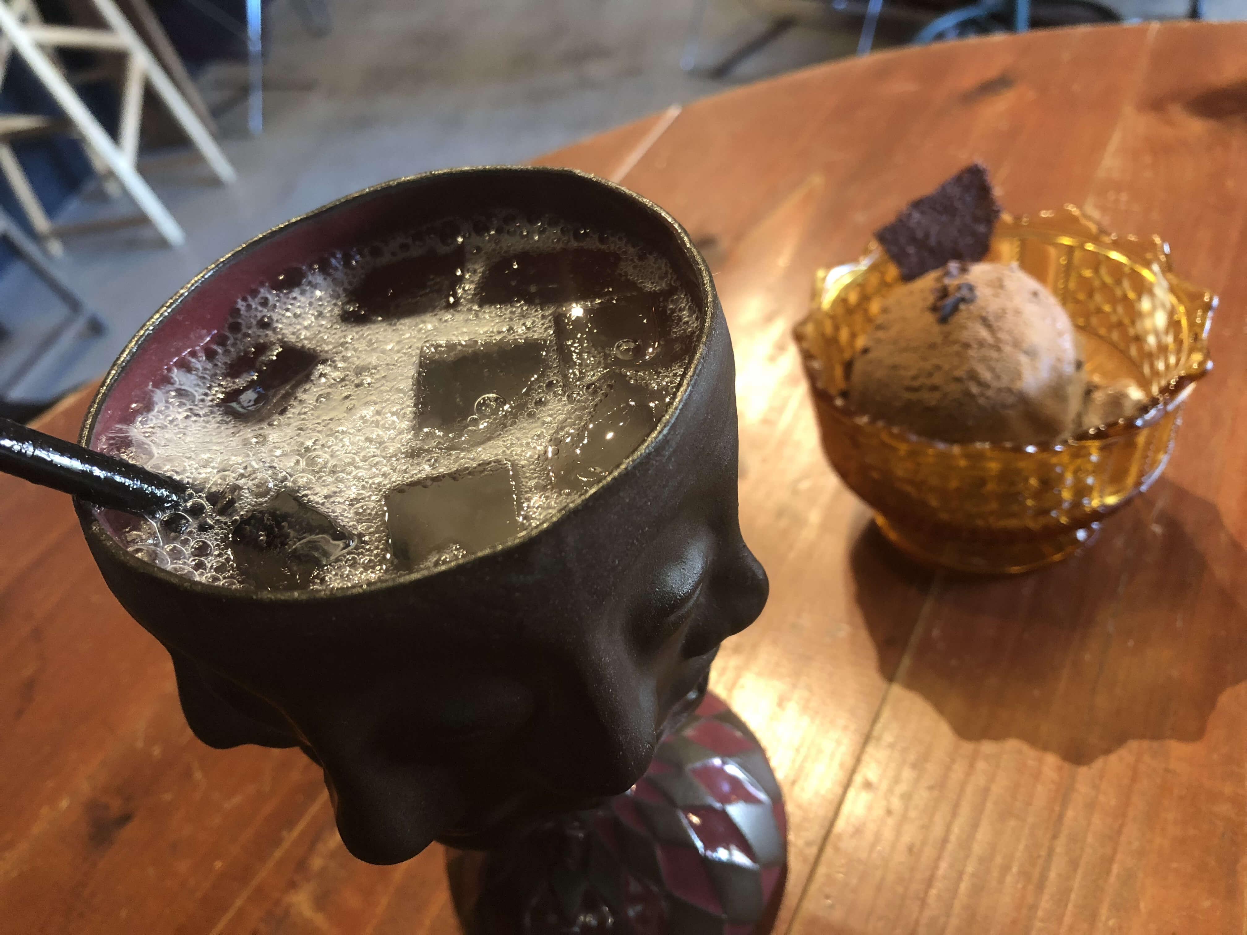 タイムレスコーヒー カカオソーダ
