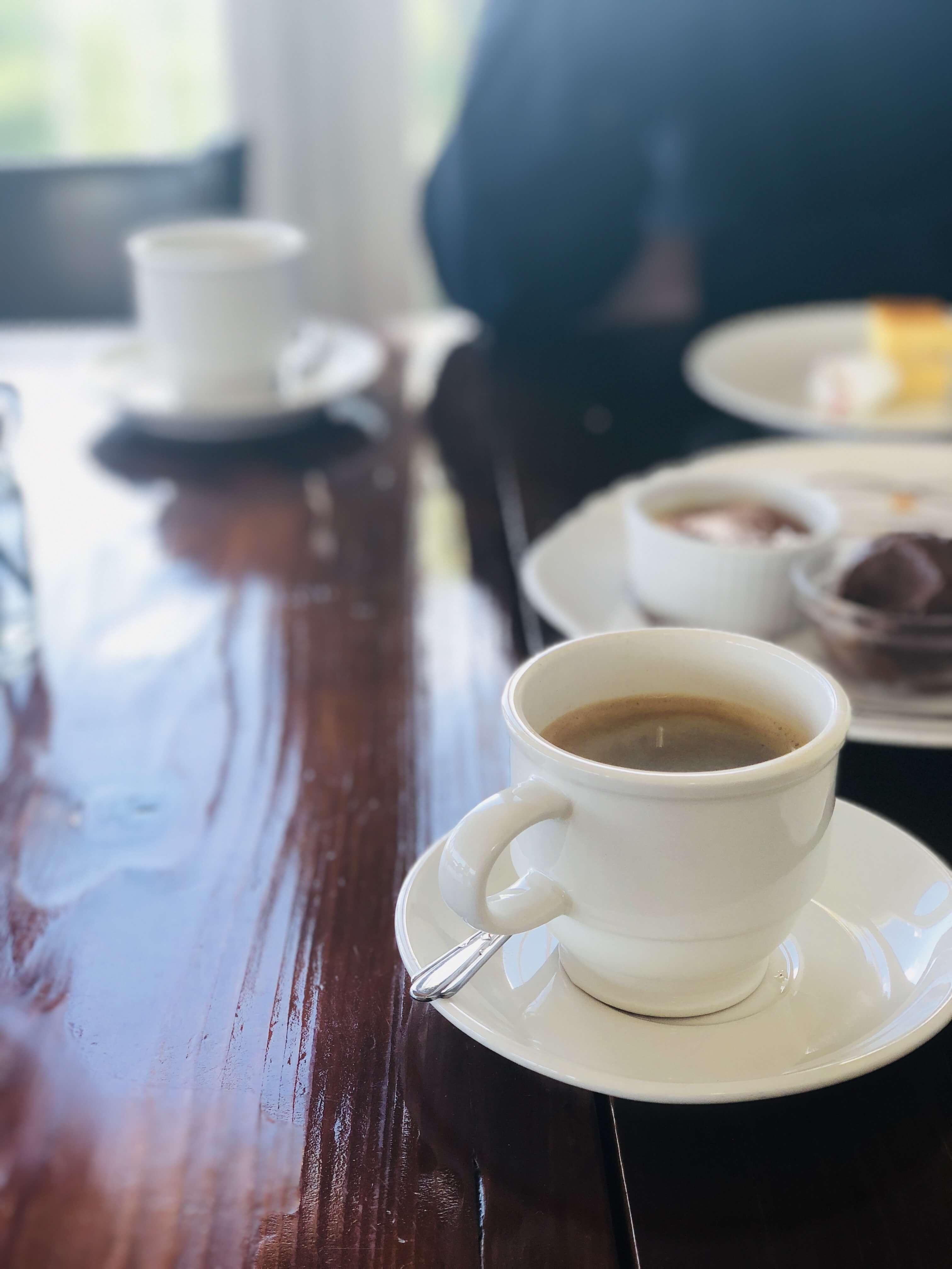 首里 ヨナサルウテ コーヒー